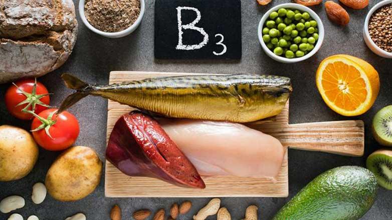 продукты Vitamin B3 Витамин B3 Ниацин