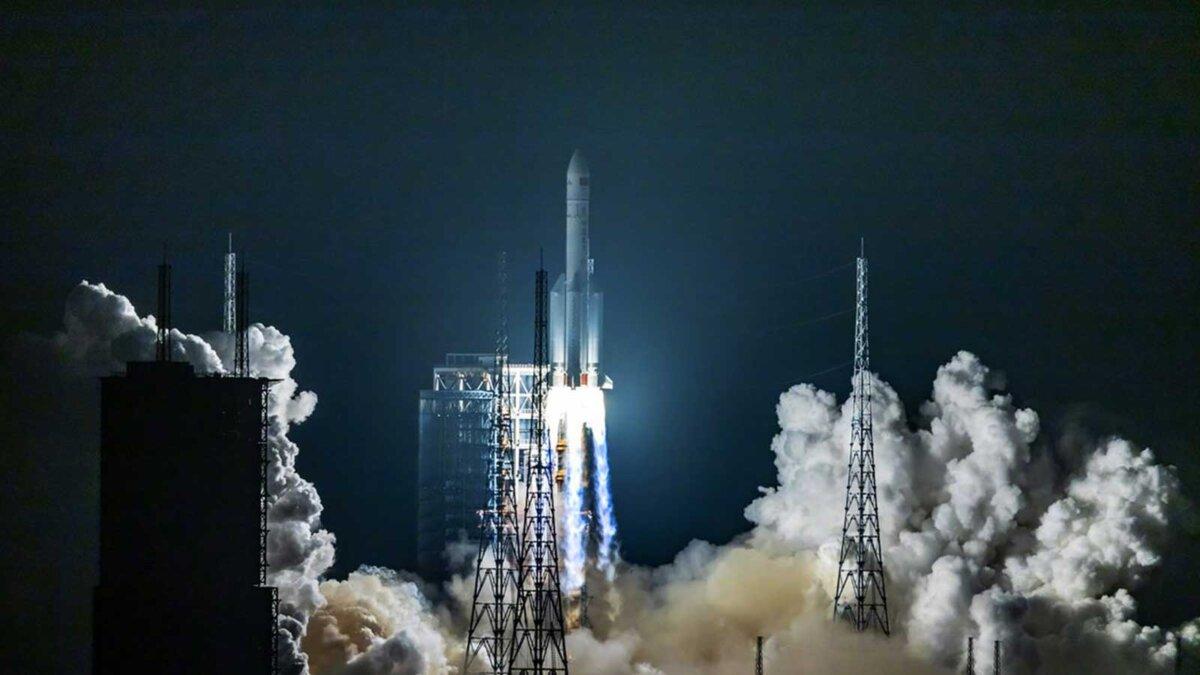 ракета-носитель changzheng 8