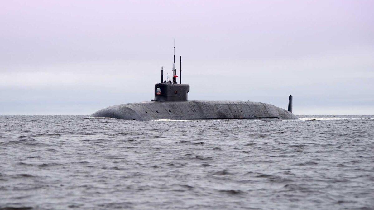 ракетный подводный крейсер стратегического назначения проекта 955А Борей-А
