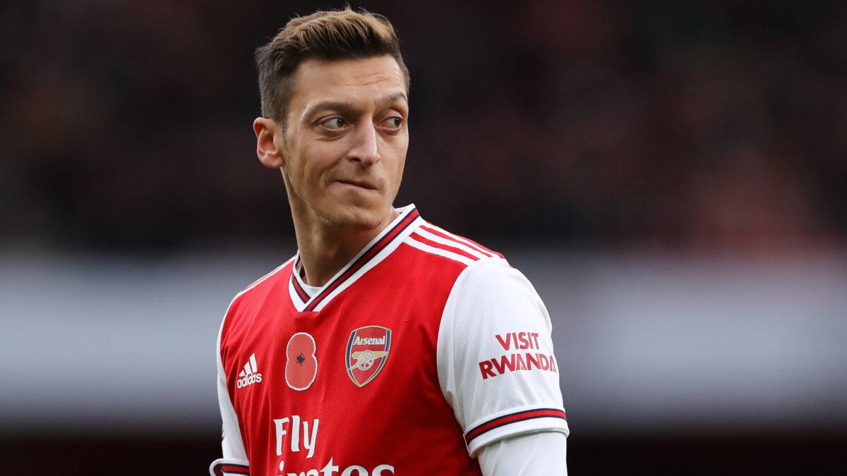 Футболист Месут Озил - Mesut Ozil Арсенал