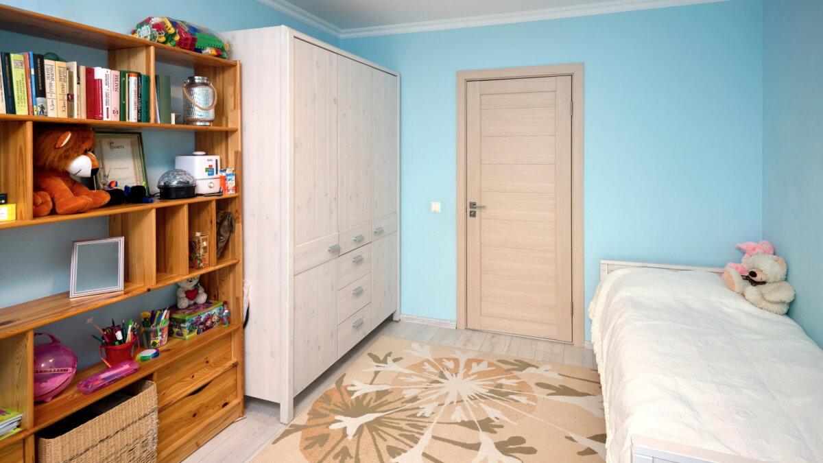 Детская комната квартира