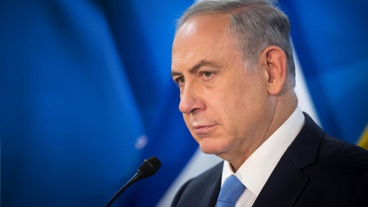 Премьер-министр Израиля Биньямин Нетаньяху - Benjamin Netanyahu два
