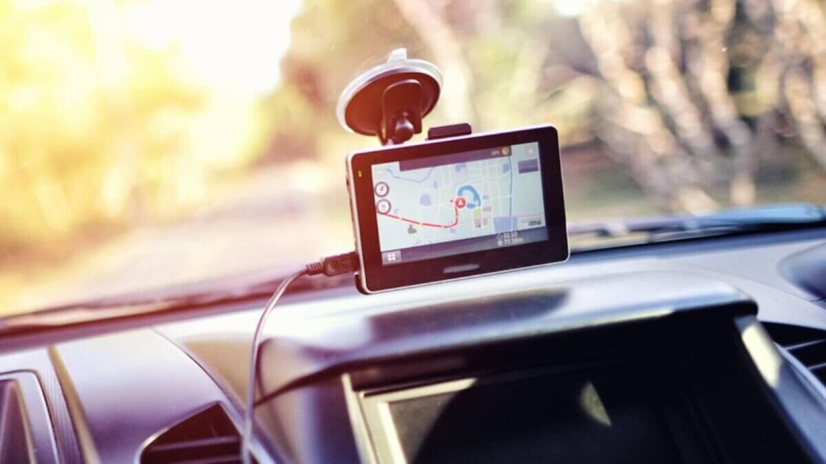 GPS навигатор машина автомобиль