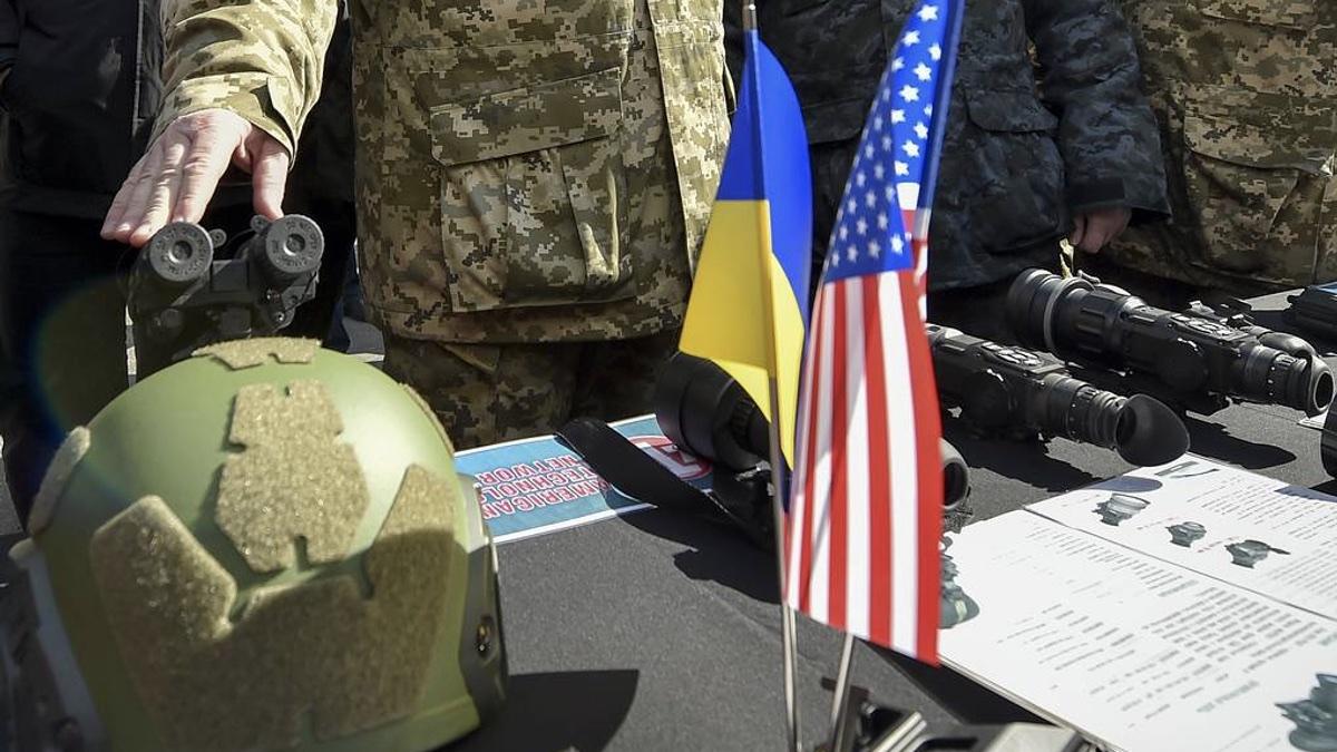 сотрудничество США и Украины