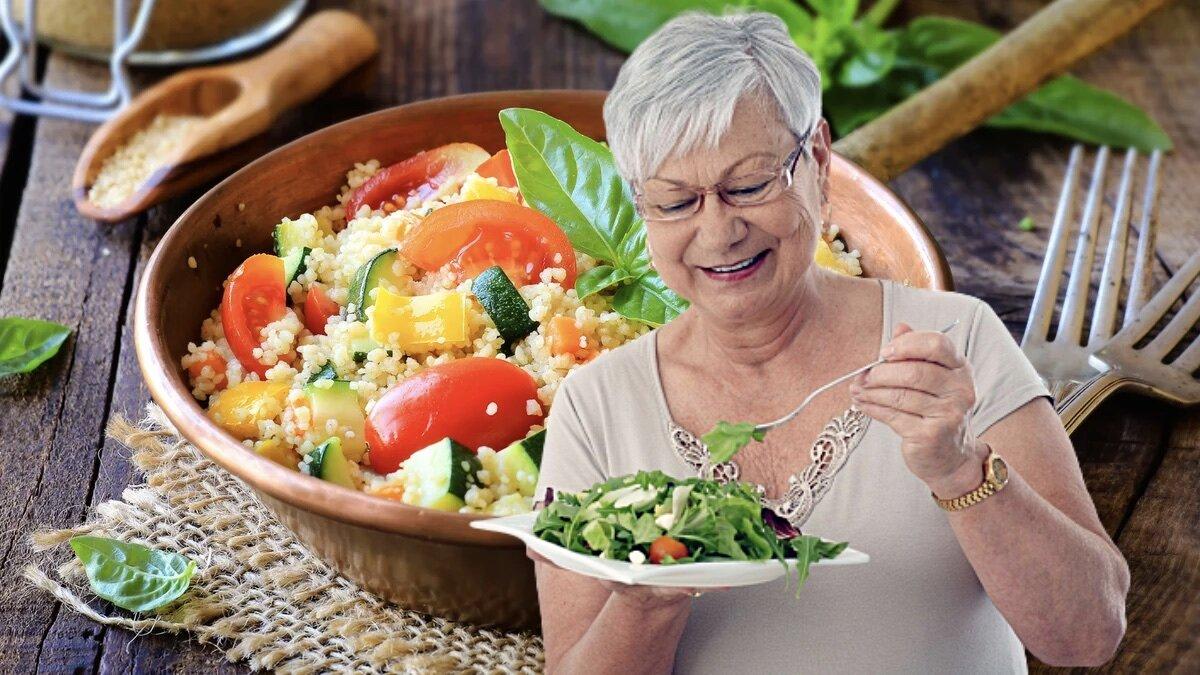 вегетарианство и долголетие