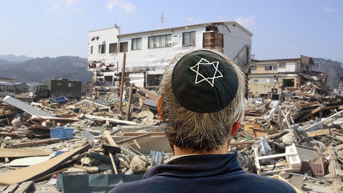 землетрясение в израиле
