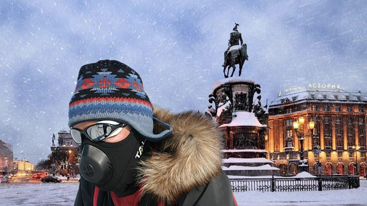 Смягчение ограничений по коронавирусу в Санкт-Петербурге