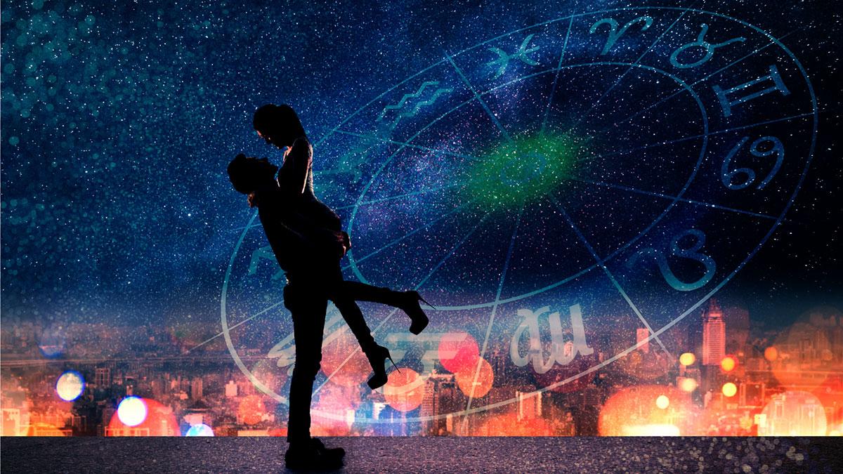 астрология знаки зодиака влюбленная пара романтика