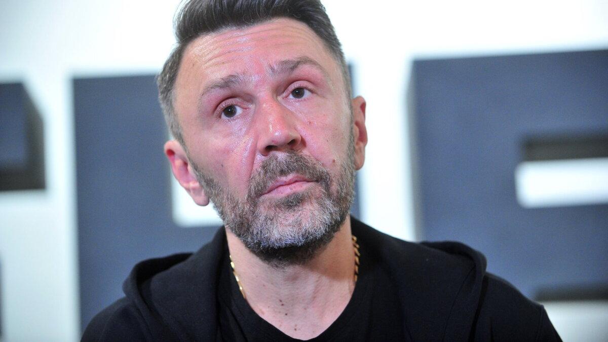 Сергей Шнуров два