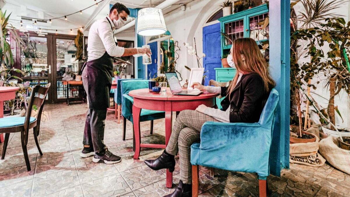 Кафе ресторан коронавирус ограничения