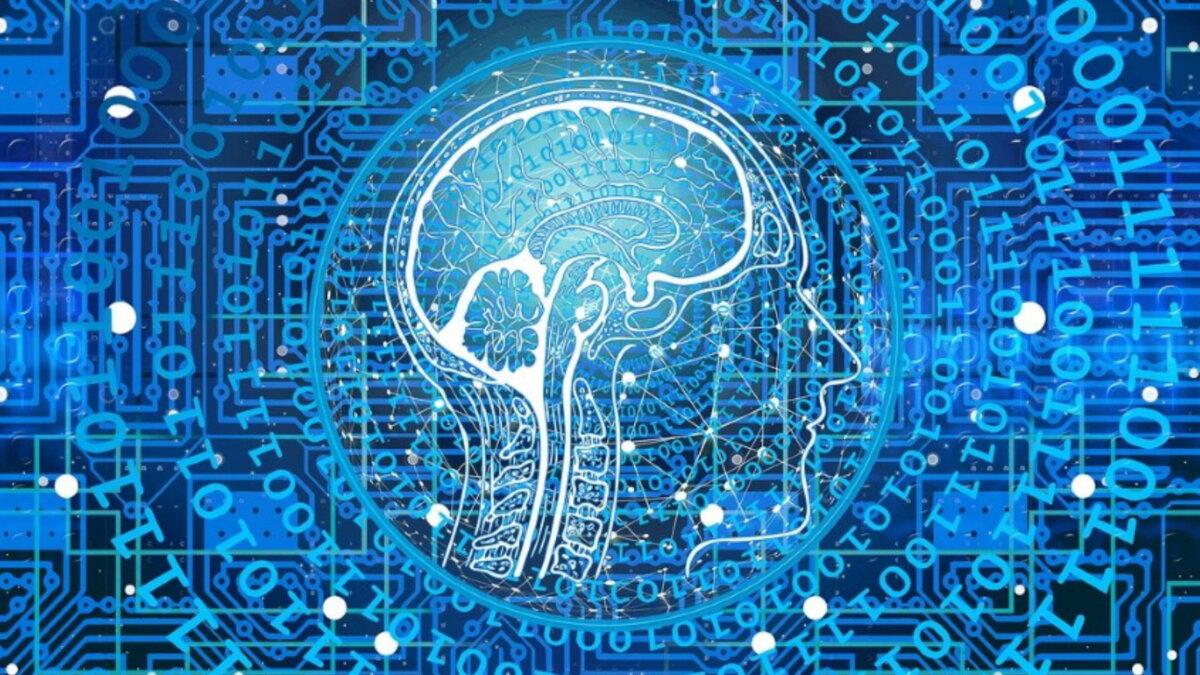 искусственный интеллект оцифрованный человек