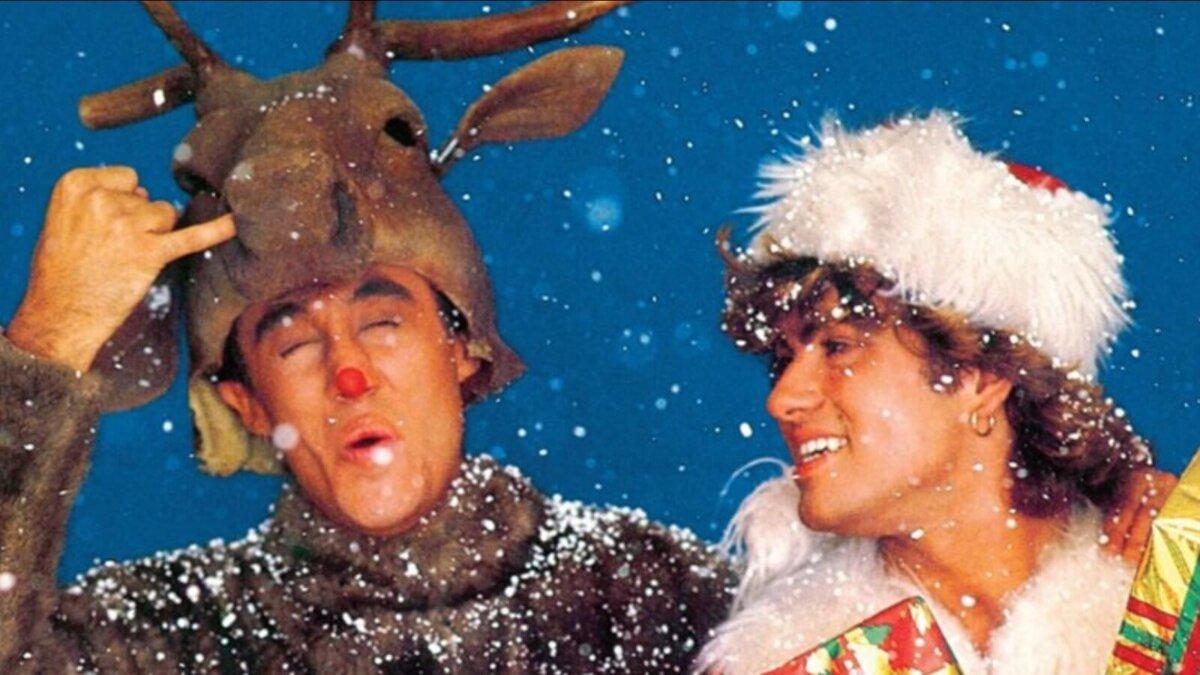 Обложка Wham's Last Christmas
