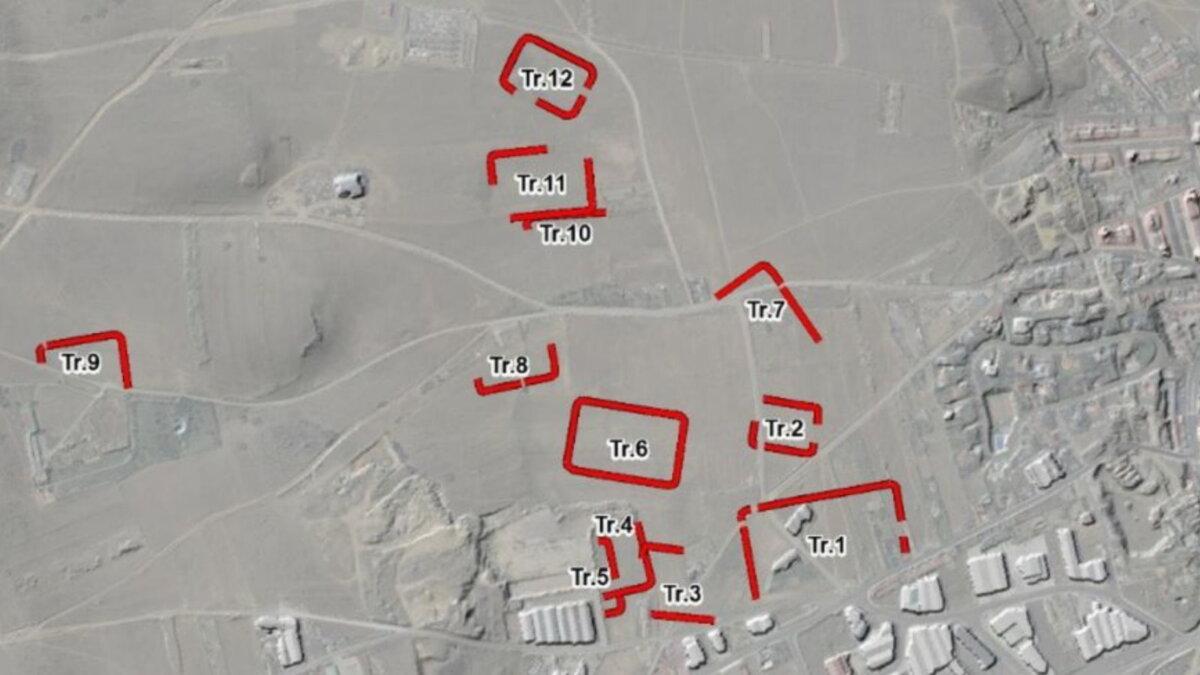 древнеримские армейские лагеря археология