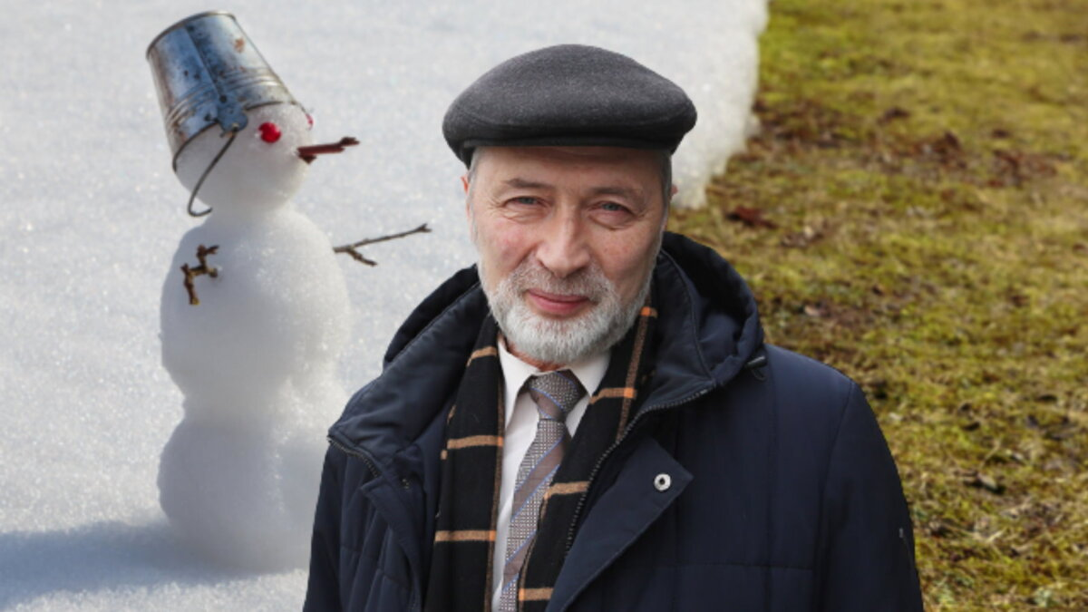 Роман Вильфанд аномальная погода зима оттепель