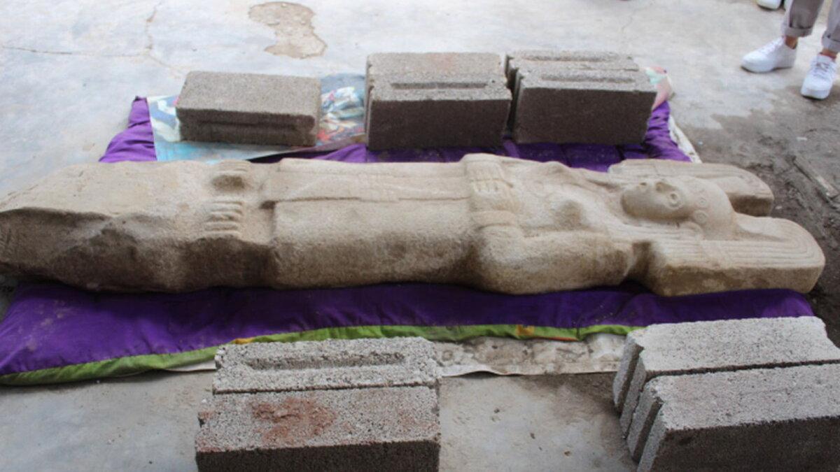 Скульптура Мексика у побережья Мексиканского залива археология