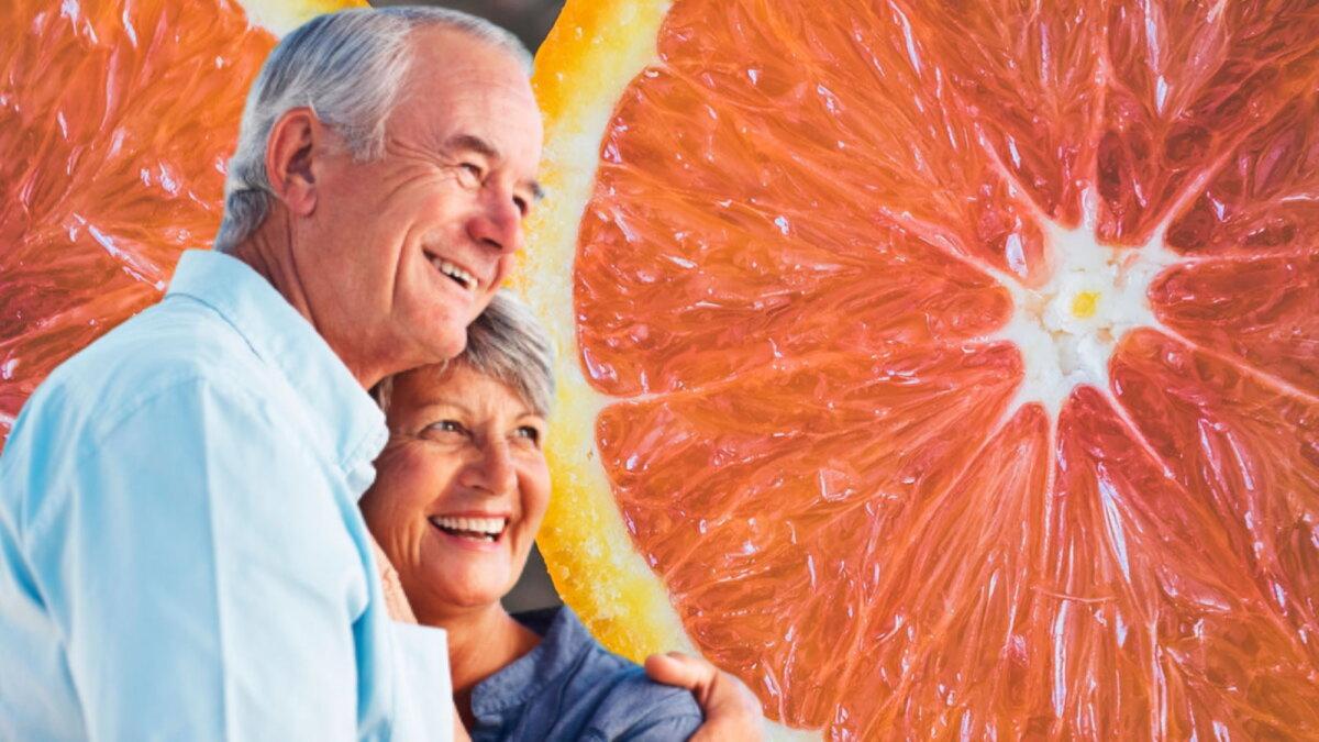 Грейпфрут и долголетие