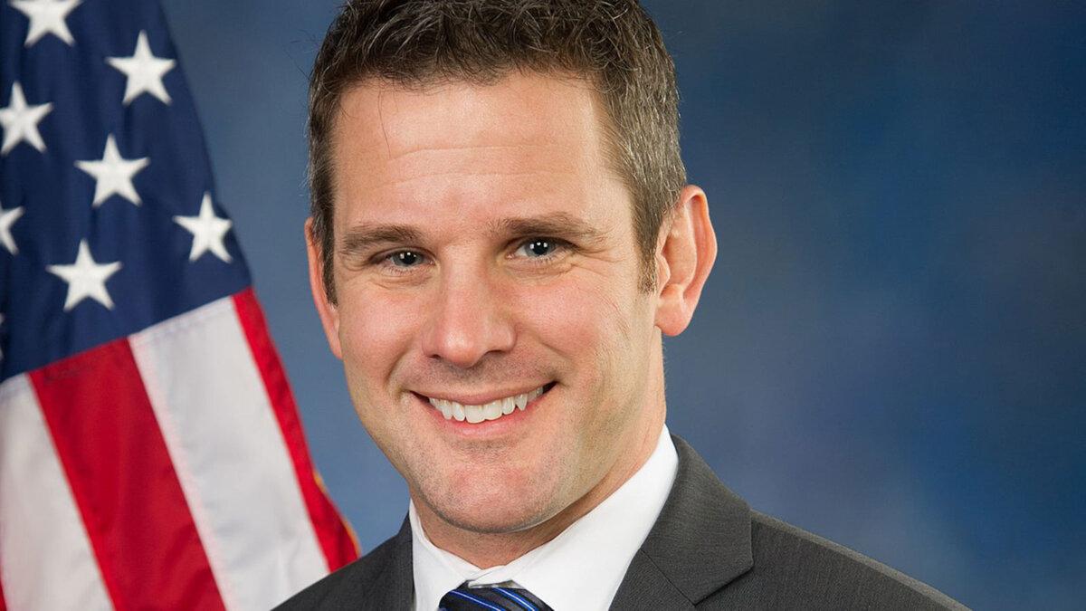 Адам Кинзингер американский политик выступающий в качестве представителя США в округе Иллинойс