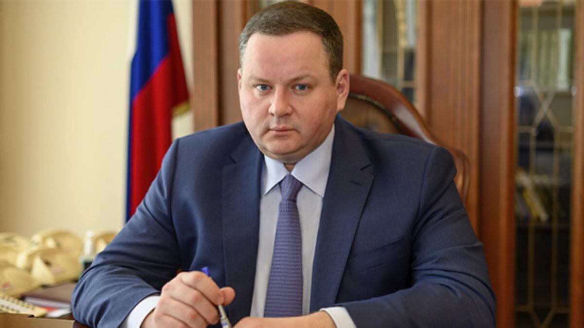 Антон Котяков министр труда
