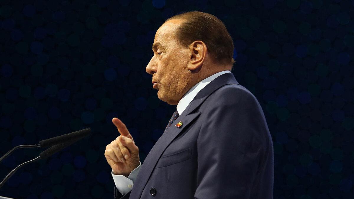 Сильвио Берлускони Итальянский политик