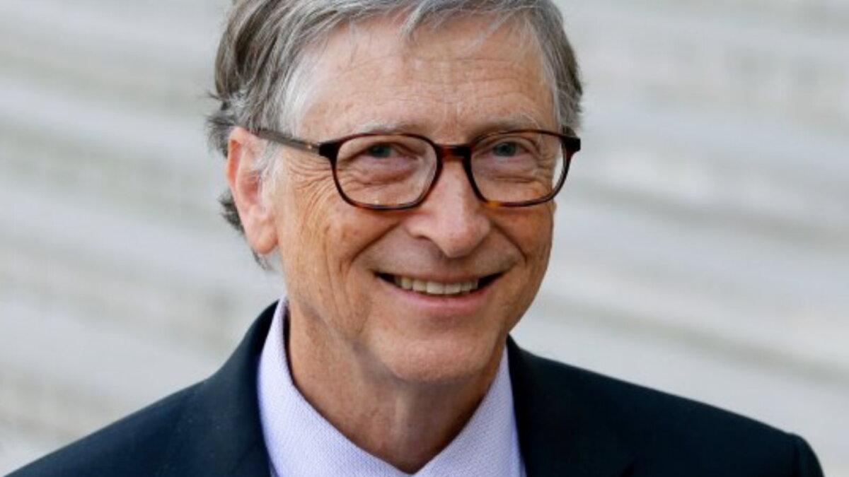 Билл Гейтс - Bill Gates пять