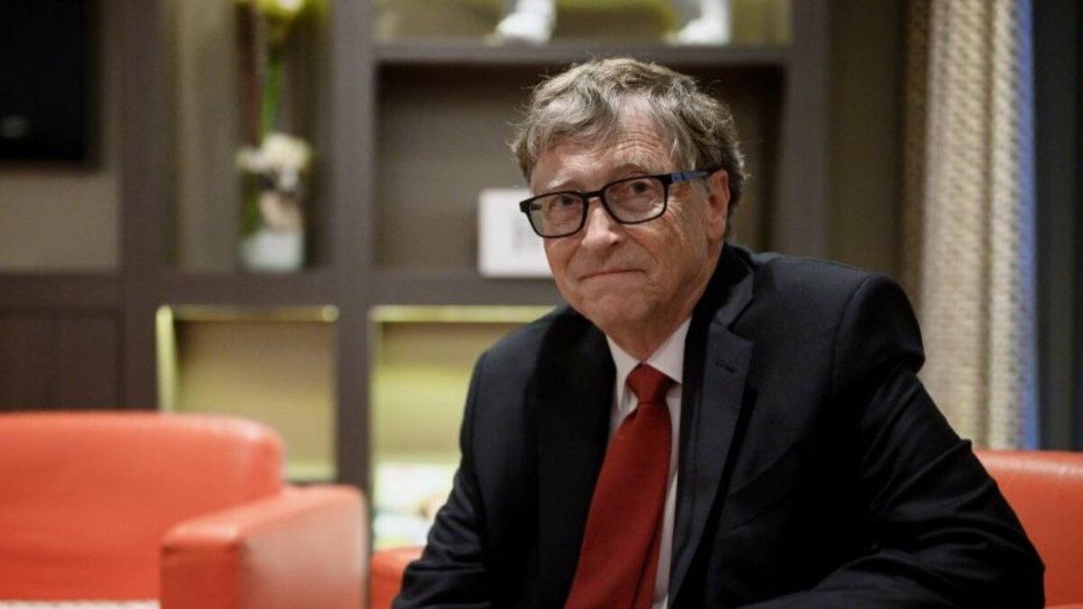 Билл Гейтс - Bill Gates четыре