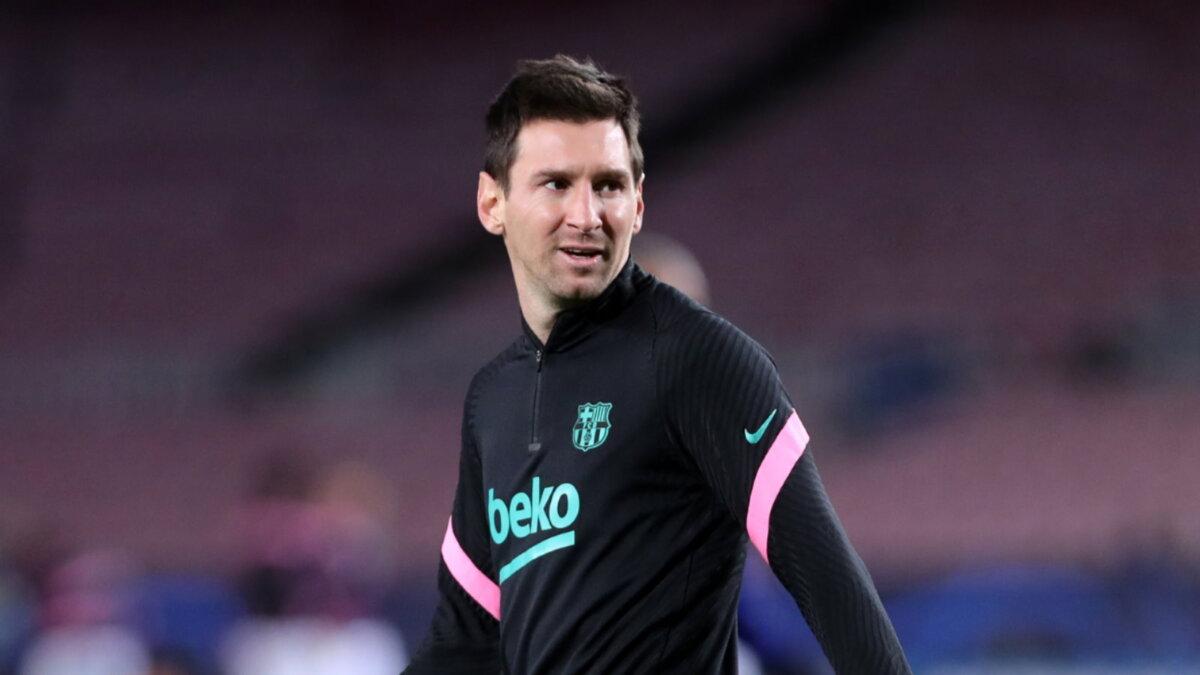 Футболист Лионель Месси - Lionel Messi восемь