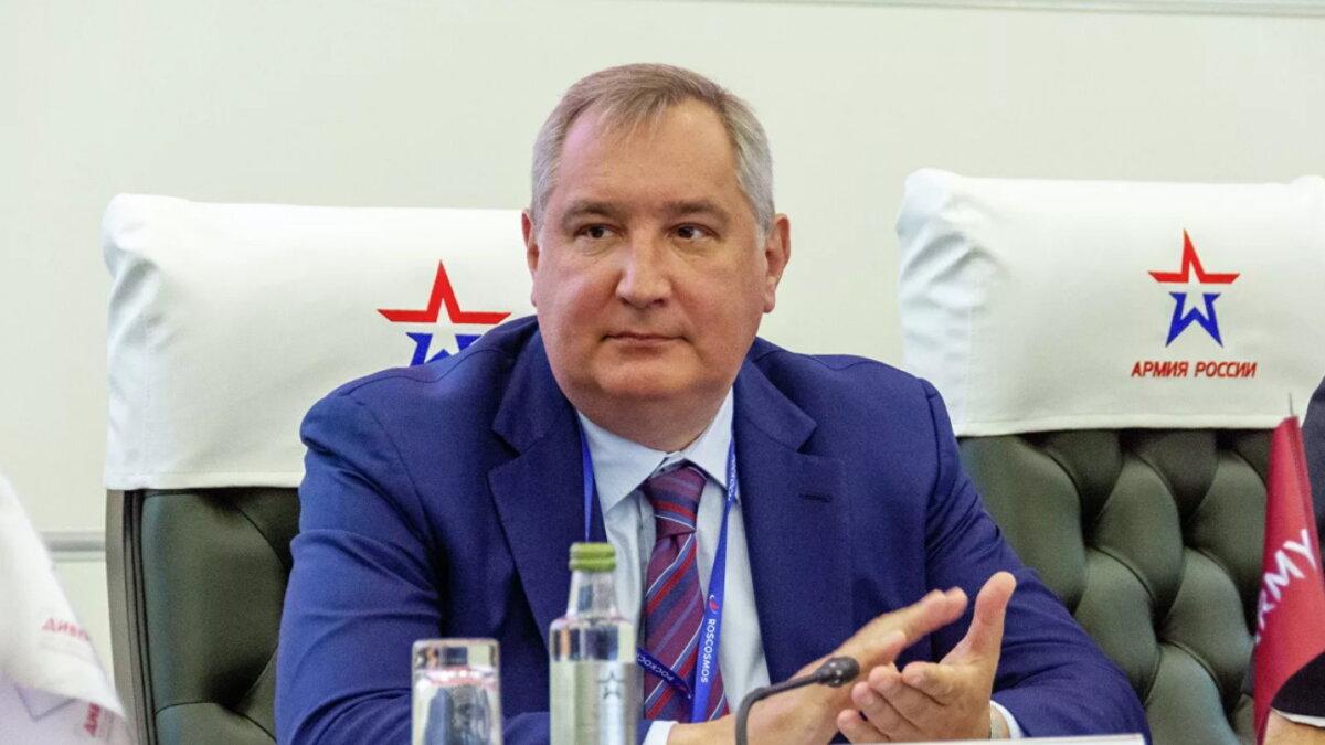 Генеральный директор Роскосмоса Дмитрий Рогозин пять