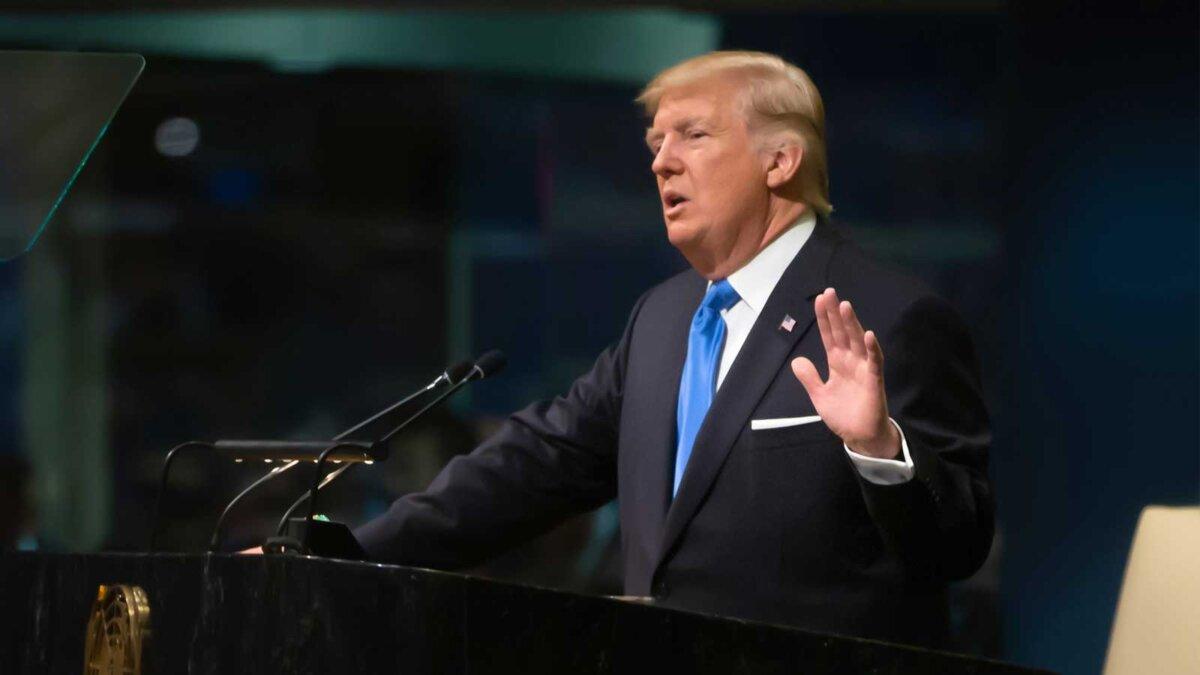 Donald Trump Дональд Трамп