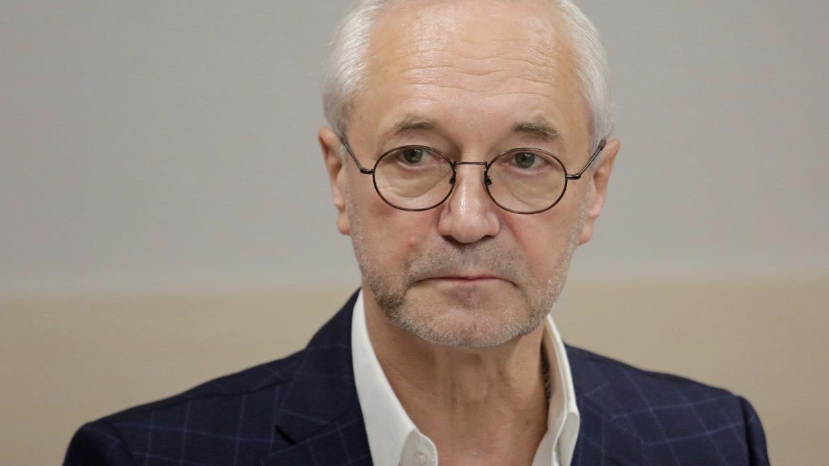 депутат Мосгордумы Евгений Герасимов