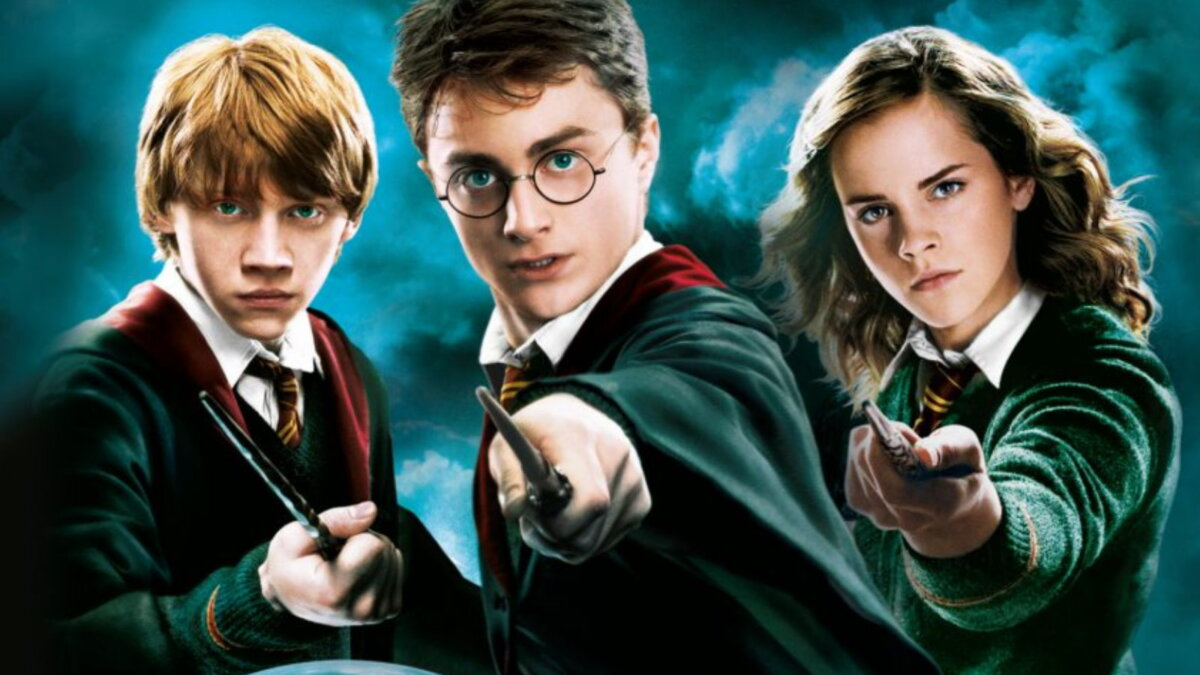 Постер фильма Гарри Поттер и Орден Феникса