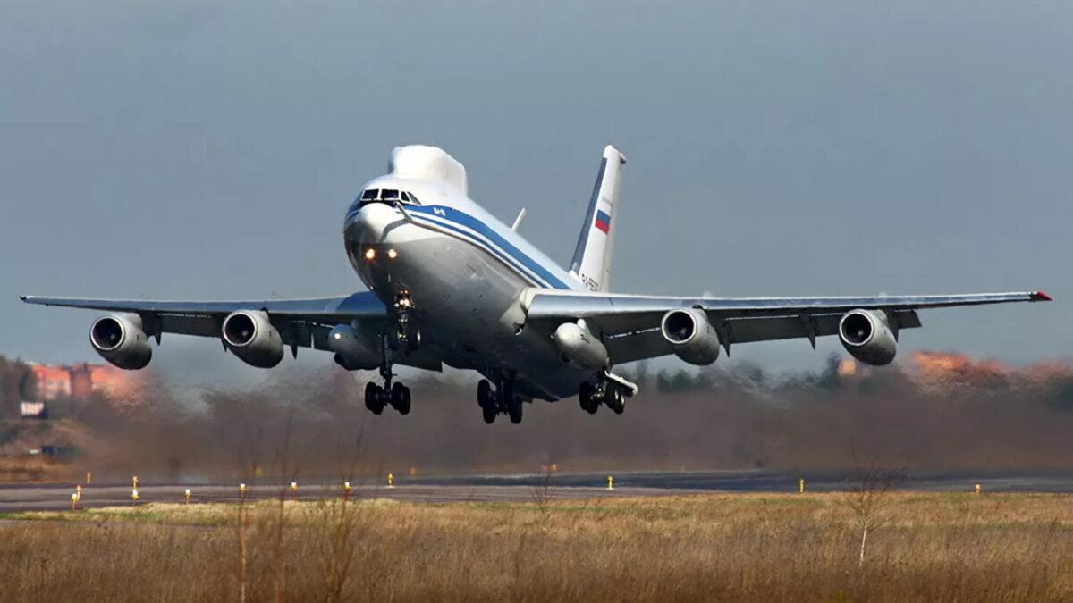 Ил-80 самолёт судного дня два