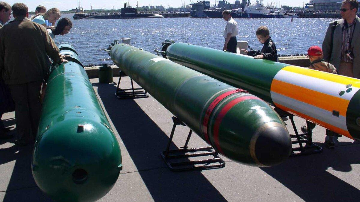 Корпорация Тактическое ракетное вооружение электрическая торпеда