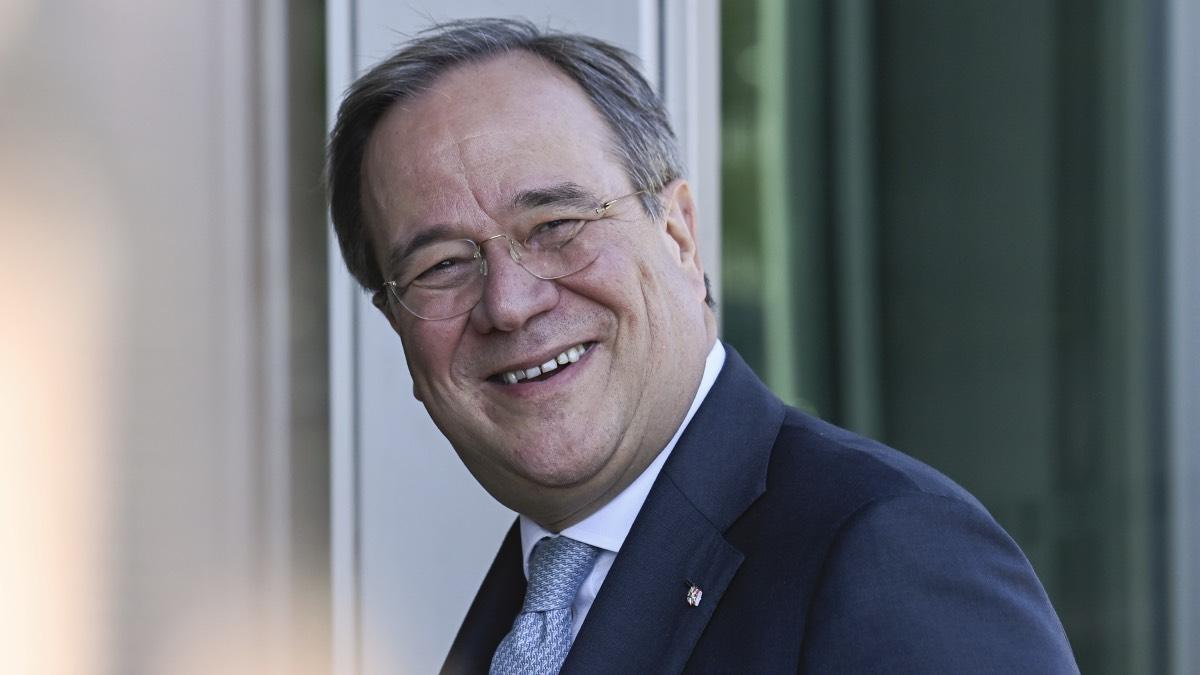 Армин Лашет, немецкий политик