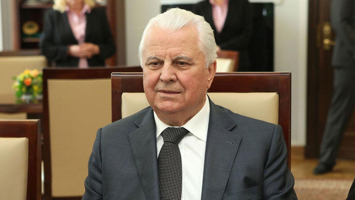 Леонид Кравчук Председатель контактной группы по урегулированию ситуации на Донбассе