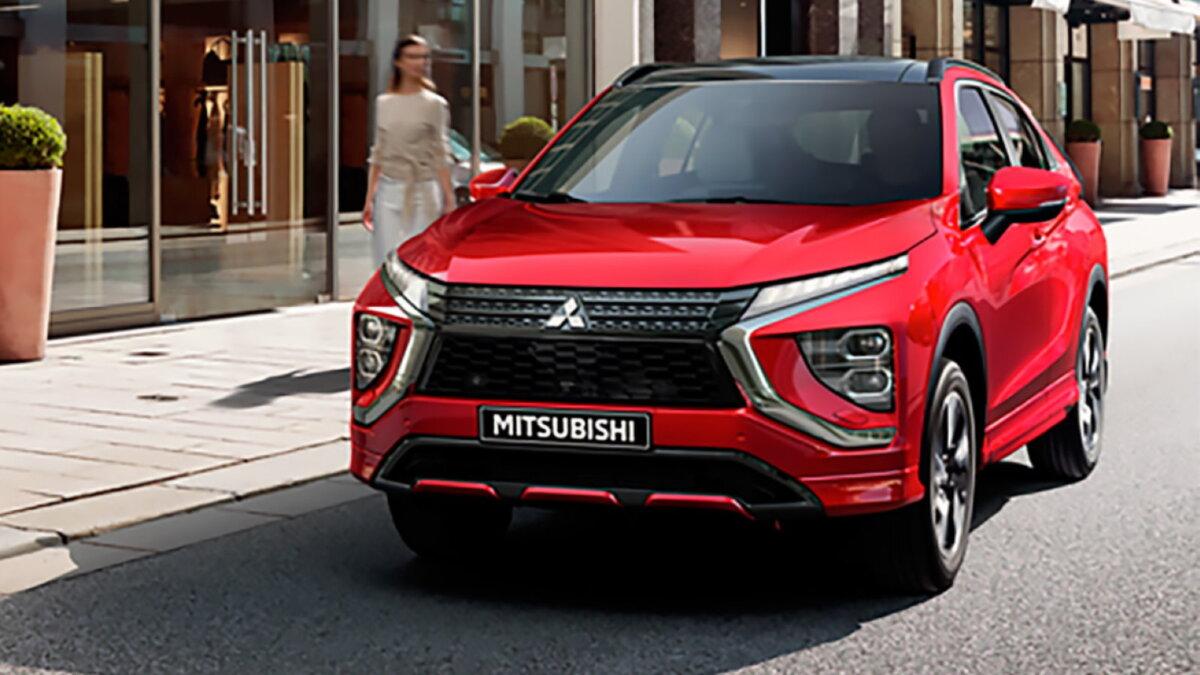 Mitsubishi Eclipse Cross 2021 для России