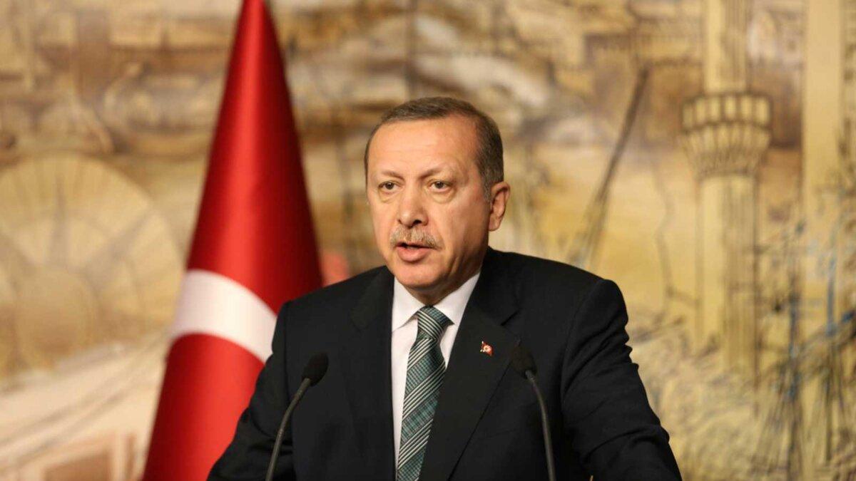President of Turkey Recep Tayyip Erdogan Президент Турции Эрдоган