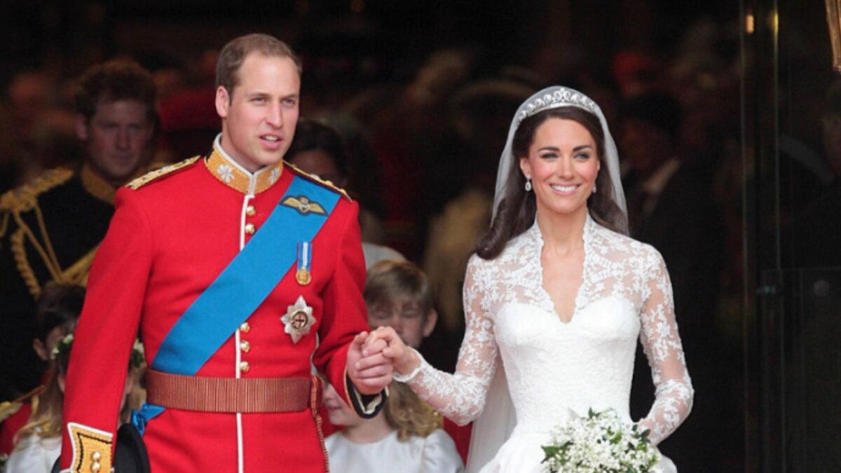 Свадьба принца Уильяма и Кейт Миддлтон 2011 год