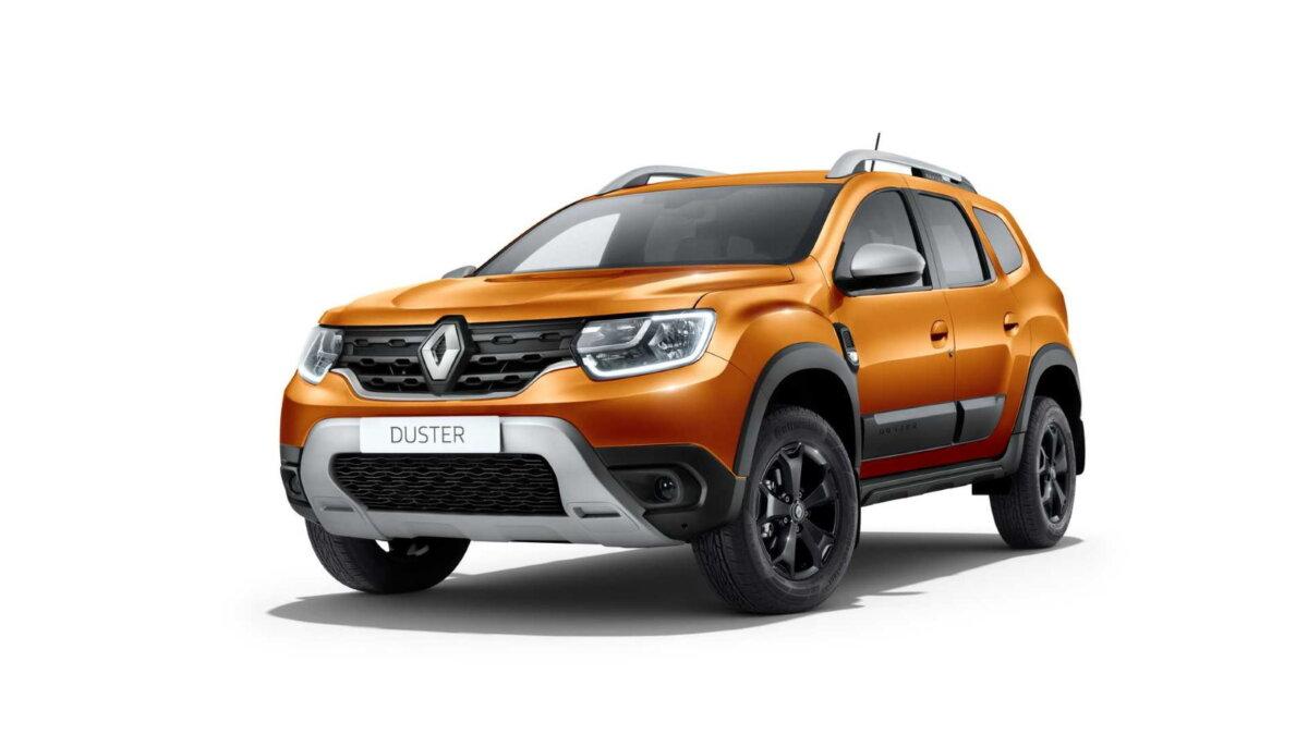 Новый Renault Duster для России два