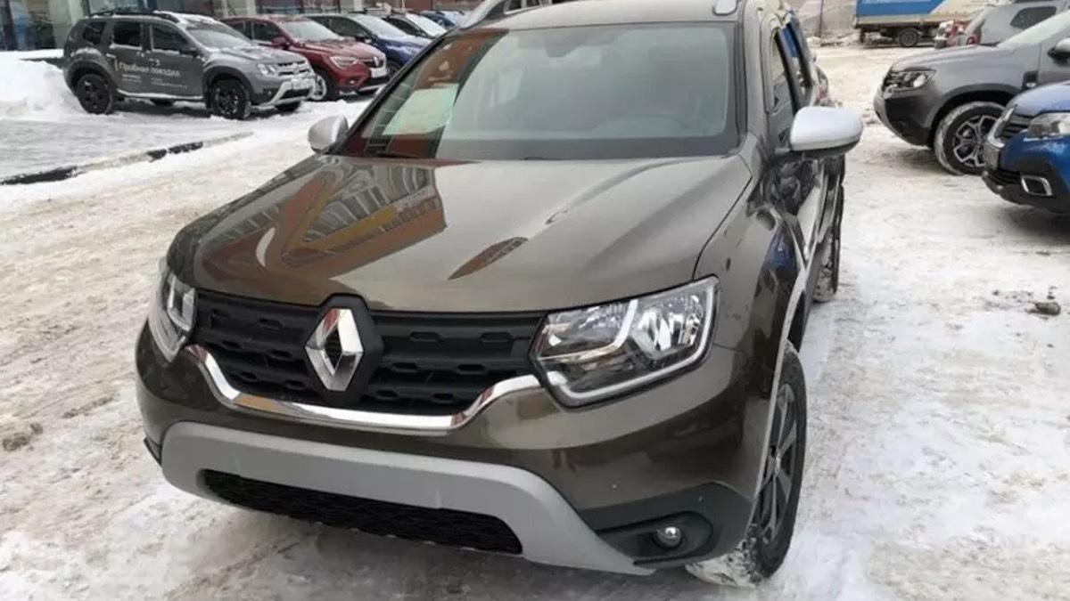 Renault Duster второго поколения