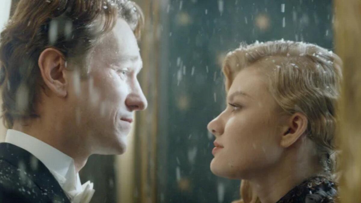 Кадр из фильма Северный ветер