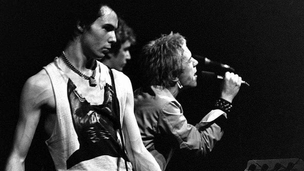 группа Sex Pistols выступление