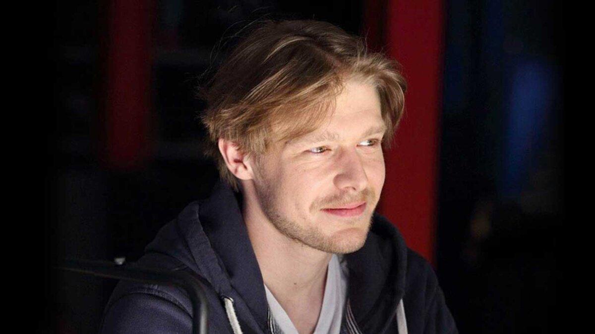 Сын Михаила Ефремова, актер Никита Ефремов