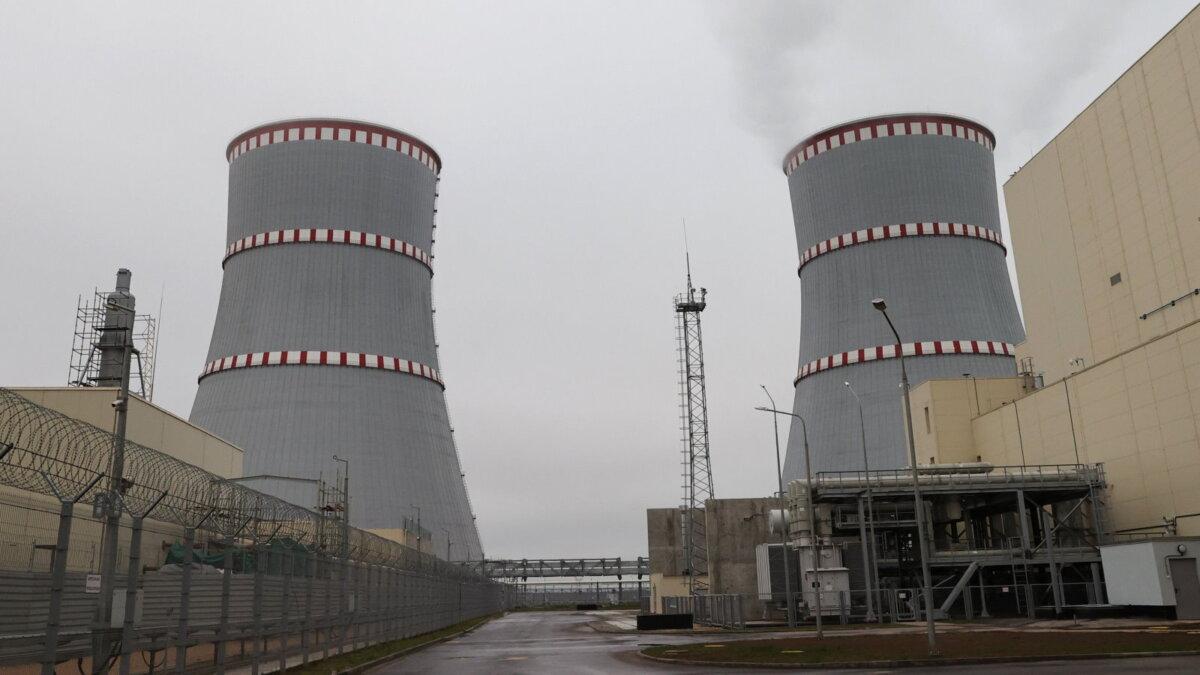 Белорусская атомная электростанция БелАЭС