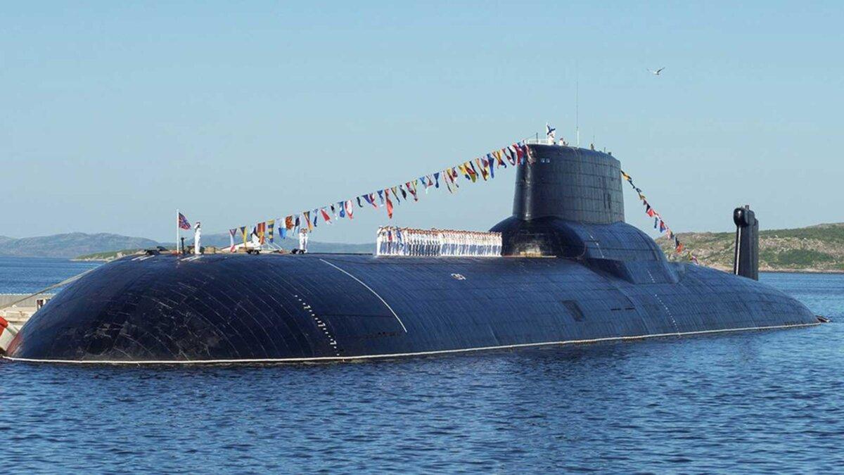 ТК-208 Дмитрий Донской проекта 941