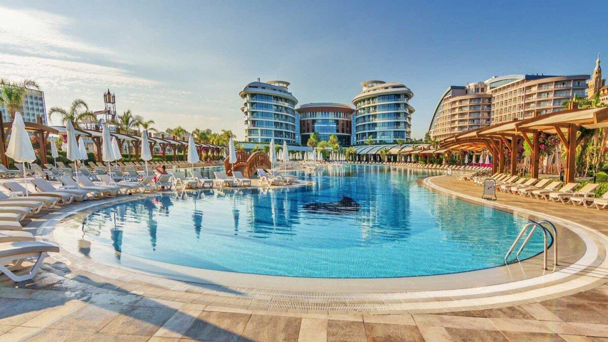Турция бассейн Baia Lara Hotel