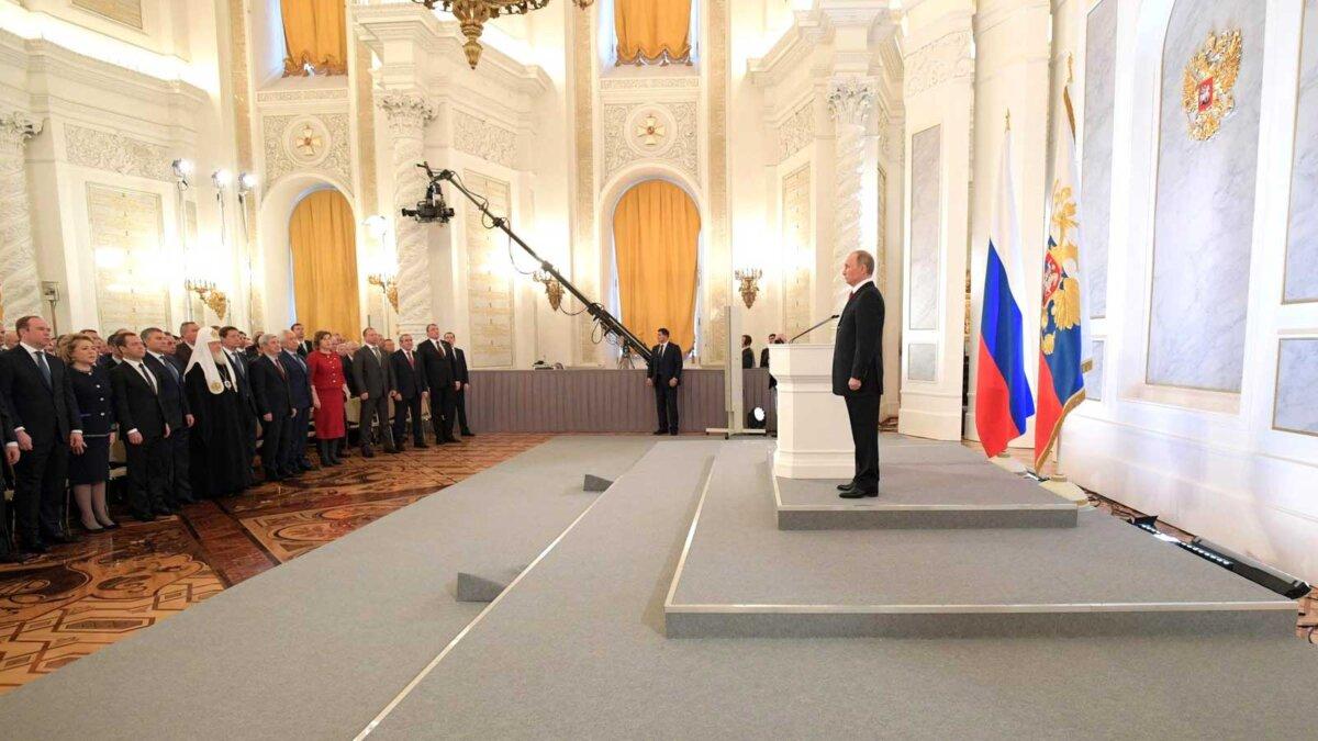 Владимир Путин послание федеральному собранию