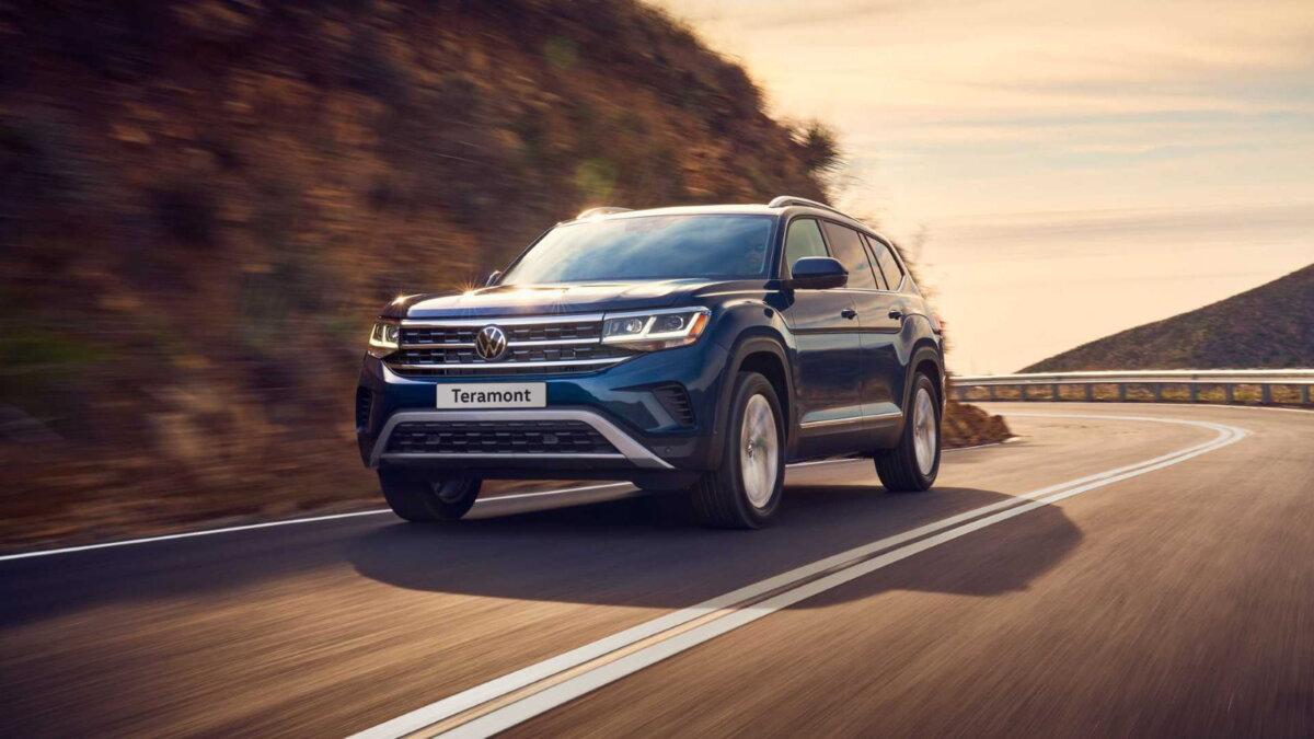 Volkswagen Teramont 2021 для России