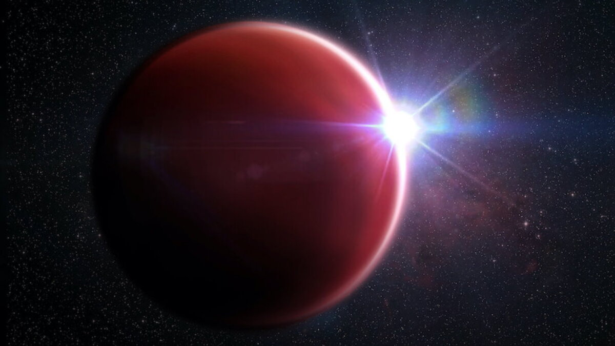 Планета WASP-62b