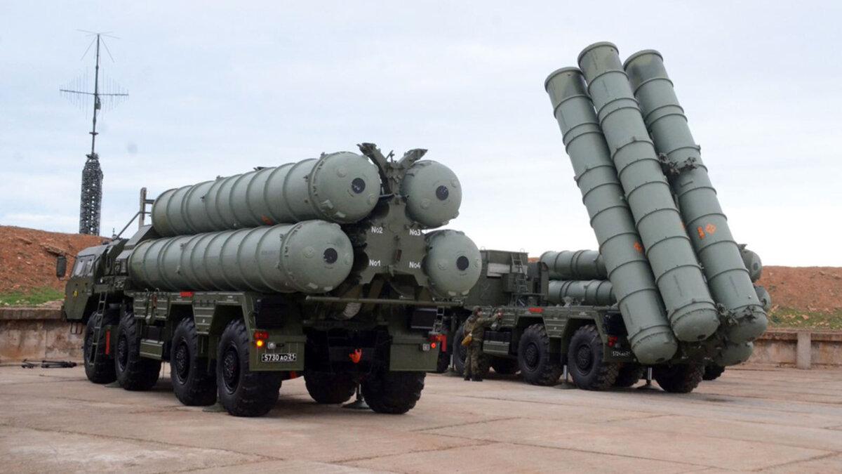 ЗРК С-400 «Триумф» ПВО Ракетный комплекс
