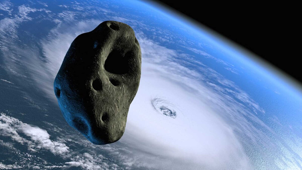 asteroid earth астероид Земля